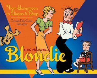 IDW Publishing's Blondie Hard Cover # 2