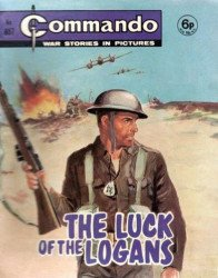 D.C. Thomson & Co.'s Commando: War Stories in Pictures Issue # 857