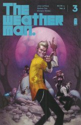 Image Comics's The Weatherman Issue # 3b