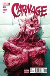Marvel's Carnage Issue # 8