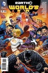 DC Comics's Earth 2: World's End Issue # 7