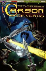 American Mythology's Carson of Venus: Flames Beyond Issue # 1b