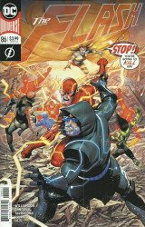 DC Comics's The Flash Issue # 86