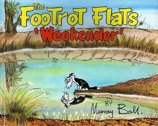 Orin Books's FooTrot Flats: Weekender Issue # 1