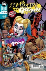 DC Comics's Harley Quinn Issue # 50