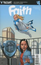 Valiant Entertainment's Faith Issue # 4c