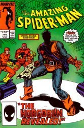 Marvel Comics's The Amazing Spider-Man Issue # 289