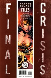 DC Comics's Final Crisis: Secret Files Issue # 1b