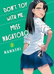 Vertical's Don't Toy With Me, Miss Nagatoro Soft Cover # 2