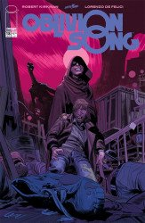 Image Comics's Oblivion Song Issue # 18