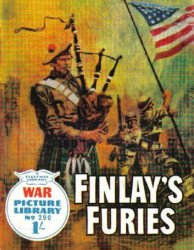 Fleetway (AP/IPC)'s War Picture Library Issue # 290