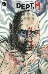 Dark Horse Comics's Dept. H Issue # 20