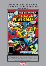 Marvel Comics's Marvel Masterworks: Luke Cage Hard Cover # 3