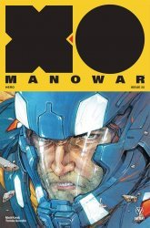 Valiant Entertainment's X-O Manowar Issue # 25