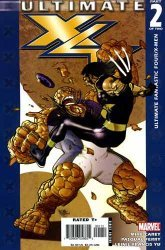 Ultimate Marvel's Ultimate Fantastic Four / X-Men Issue # 2