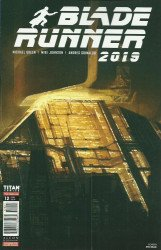 Titan Comics's Blade Runner 2019 Issue # 12b