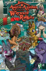 Image Comics's Auntie Agathas Home for Wayward Rabbits Issue # 2b