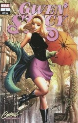 Marvel Comics's Gwen Stacy Issue # 1jsc