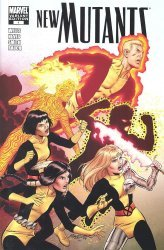 Marvel Comics's New Mutants Issue # 1d