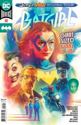 DC Comics's Batgirl Issue # 50