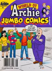 Archie Comics Group's World of Archie: Double Digest Magazine Issue # 96