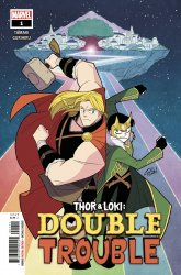Marvel Comics's Thor & Loki: Double Trouble Issue # 1