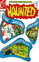 American Comics Group's Haunted: Collected Edition Soft Cover # 1