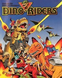 Tyco International's Dino Riders: Tyco Mini-Comics Issue # 2