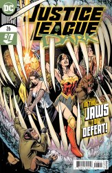 DC Comics's Justice League Dark Issue # 26