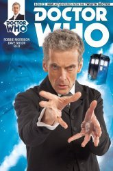 Titan Comics's Doctor Who: The 12th Doctor Issue # 1y