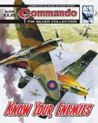 D.C. Thomson & Co.'s Commando: For Action and Adventure Issue # 5246