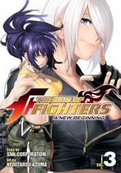 Seven Seas Entertainment's King of Fighters: A New Beginning Soft Cover # 3