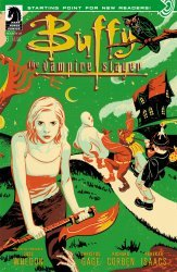 Dark Horse's Buffy the Vampire Slayer: Season 10 Issue # 8
