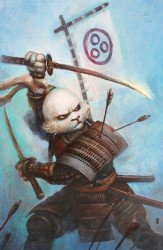 IDW Publishing's Usagi Yojimbo Issue # 1cp/knowhere-b