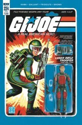 IDW Publishing's G.I. Joe: A Real American Hero Issue # 224b