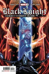 Marvel Comics's Black Knight: Curse of the Ebony Blade Issue # 3