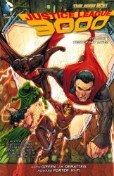 DC Comics's Justice League 3000 TPB # 1