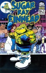 Jump Back Productions's Sugar Ray Finhead Issue # 1