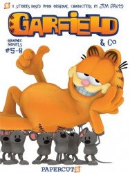 Papercutz's Garfield & Co Special box set-2