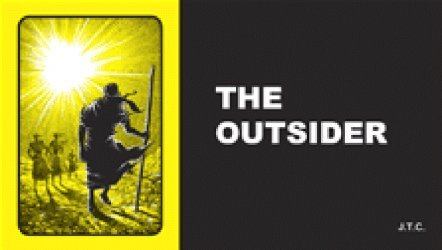 Chick Publications's The Outsider Issue nn