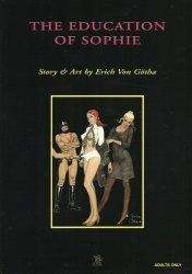 Priaprism Press's The Education Of Sophie Soft Cover # 1