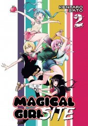 Seven Seas Entertainment's Magical Girl Site Soft Cover # 2
