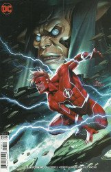 DC Comics's Flash Forward Issue # 3b