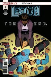 Marvel Comics's Legion Issue # 5