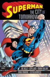 DC Comics's Superman: City Of Tomorrow  TPB # 1