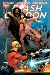 Dynamite Entertainment's Flash Gordon Issue # 5b
