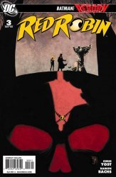 DC Comics's Red Robin Issue # 3