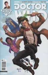 Titan Comics's Doctor Who: 11th Doctor - Year Two Issue # 8