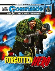 D.C. Thomson & Co.'s Commando: For Action and Adventure Issue # 5405