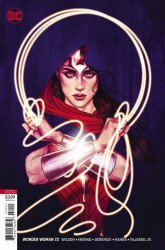 DC Comics's Wonder Woman Issue # 72b